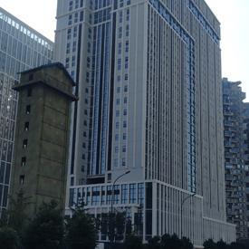 成都市第六人民医院工程案例