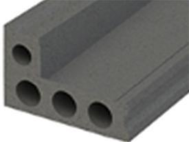 L型水泥空心条板